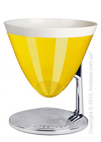 Весы кухонные Bugatti UMA, Yellow