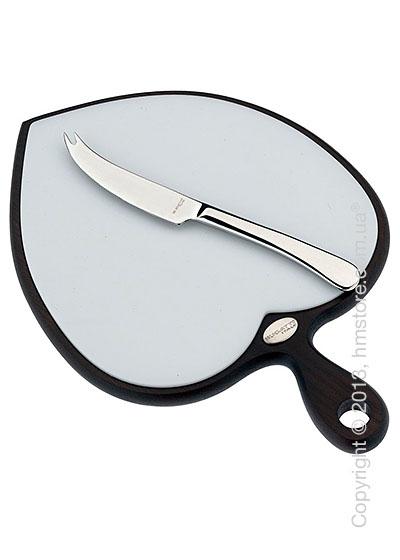 Набор из доски и ножа для сыра Bugatti Foglia