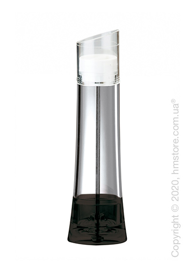Мельница для соли и перца Bugatti Glamour, 18 см, Черная