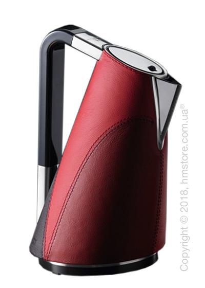 Чайник электрический Bugatti Individual VERA Patchwork, Red and black
