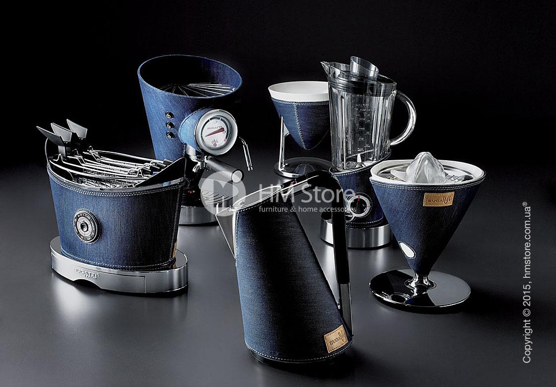 Весы кухонные Bugatti Individual UMA, Denim
