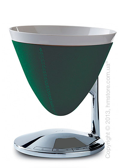 Весы кухонные Bugatti Individual UMA Leather, Green