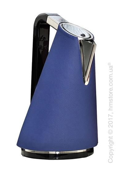 Чайник электрический Bugatti Individual VERA Leather, Blue