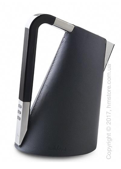 Чайник электрический Bugatti Individual VERA Leather, Grey