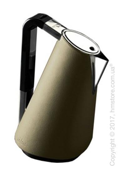 Чайник электрический Bugatti Individual VERA Leather, Melange