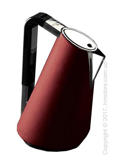 Чайник электрический Bugatti Individual VERA Leather, Red