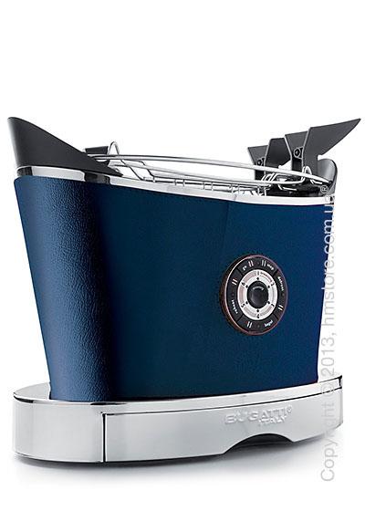 Тостер Bugatti Individual VOLO Leather, Blue