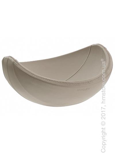 Фруктовница в коже Bugatti Individual Ninnananna Leather, Melange