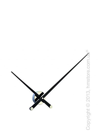 Часы настенные Nomon Axioma L Wall Clock, Black