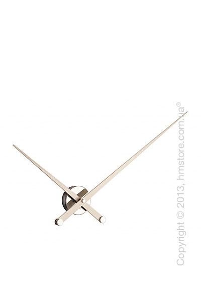 Часы настенные Nomon Axioma L Wall Clock, Chrom