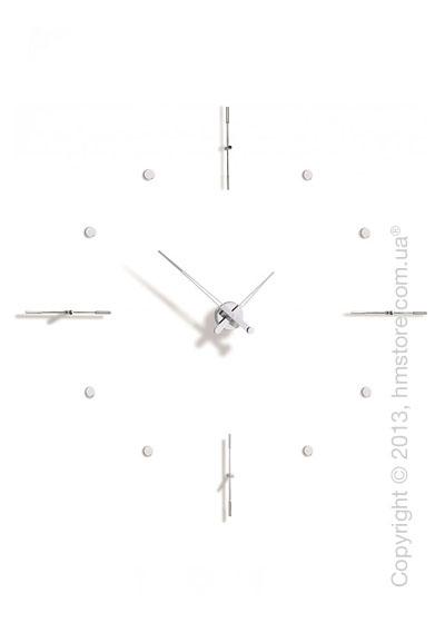 Часы настенные Nomon Mixto I Wall Clock, Steel