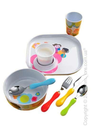 Набор детской посуды Bugatti Baby Bloom