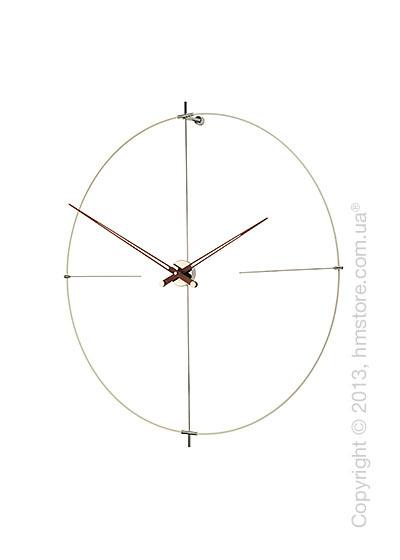 Часы настенные Nomon Bilbao N Wall Clock, White