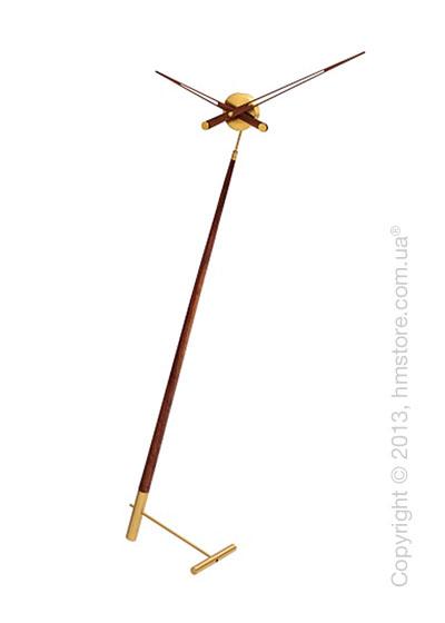 Часы напольные Nomon Pisa Gold N, Walnut