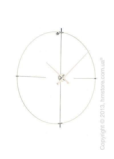 Часы настенные Nomon Bilbao L Wall Clock, White