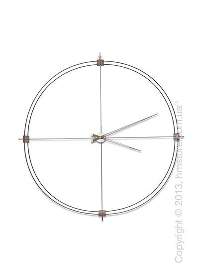 Часы подвесные Nomon Delmori, Black