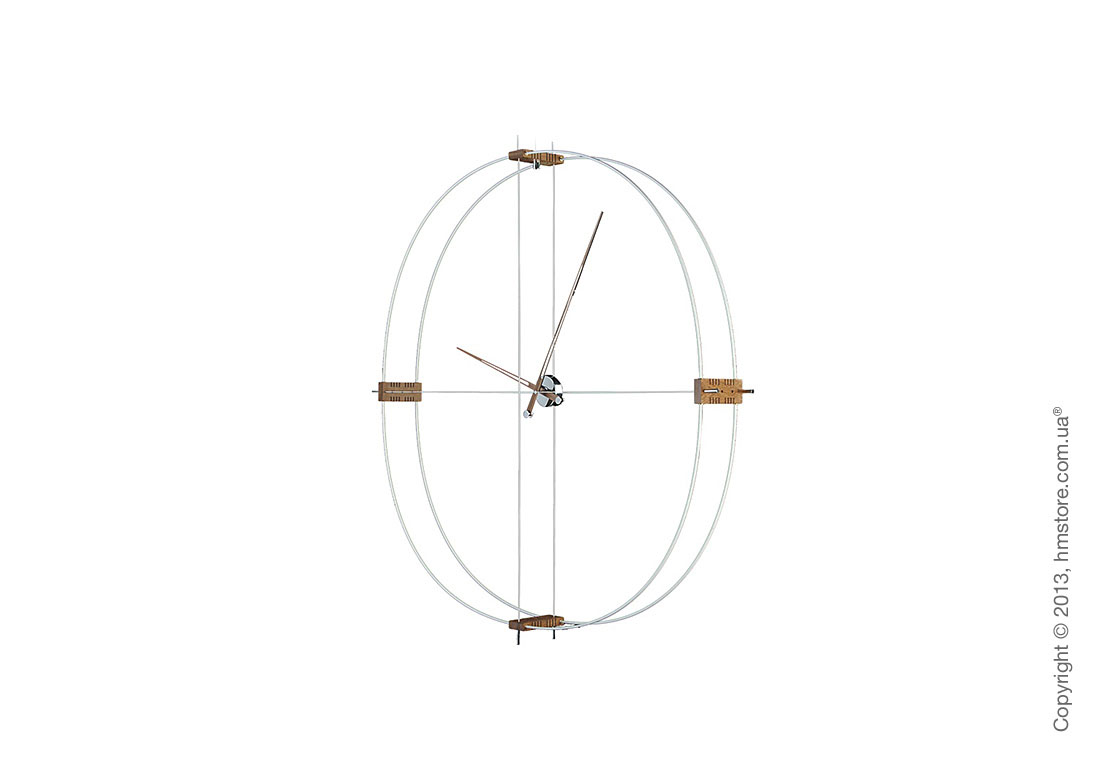 Часы подвесные Nomon Delmori, White