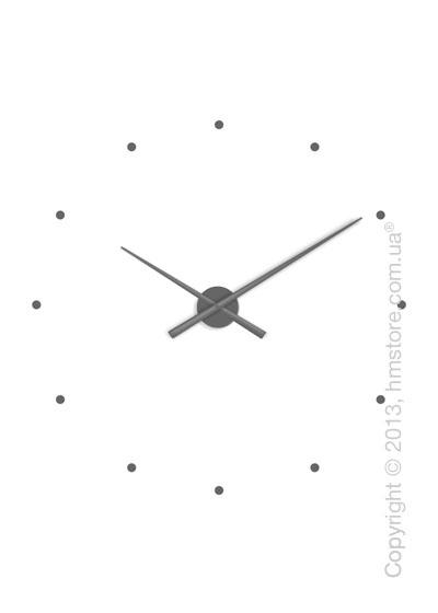Часы настенные Nomon Oj Wall Clock, Grey