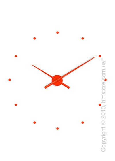 Часы настенные Nomon Oj Wall Clock, Orange