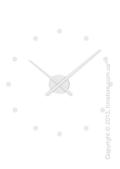 Часы настенные Nomon Oj Mini Wall Clock, White