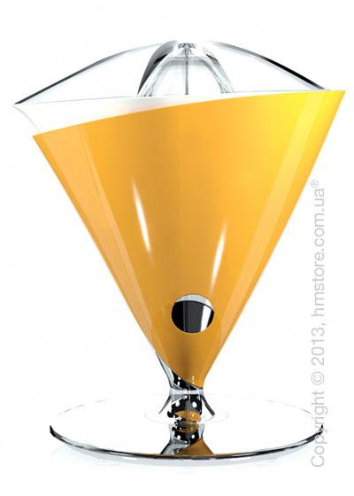 Соковыжималка для цитрусовых Bugatti VITA, Yellow