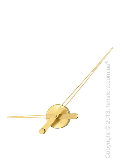 Часы настенные Nomon Axioma Gold Wall Clock