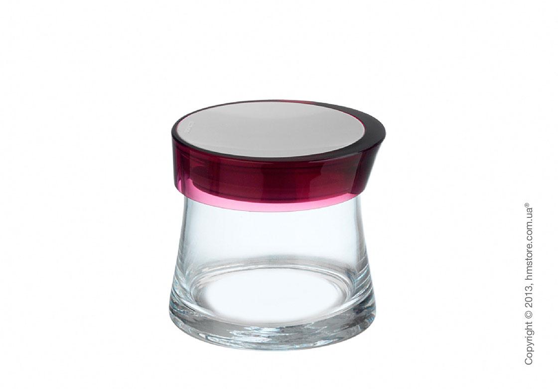 Емкость для сыпучих продуктов Bugatti Glamour JAR, 0.7 л, Сиреневая