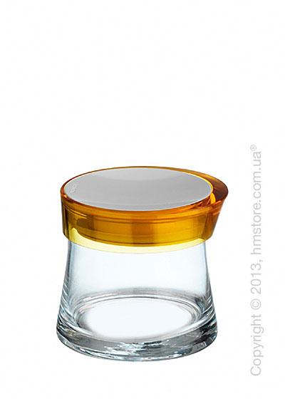 Емкость для сыпучих продуктов Bugatti Glamour JAR, 0.7 л, Желтая