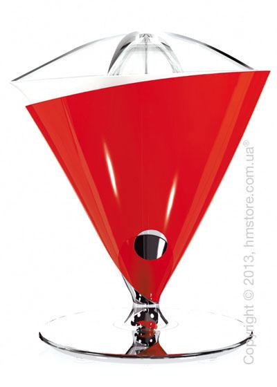 Соковыжималка для цитрусовых Bugatti VITA, Red