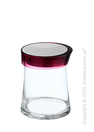 Емкость для сыпучих продуктов Bugatti Glamour JAR, 1 л, Сиреневая