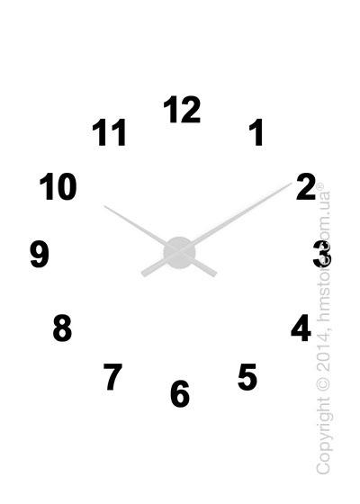 Цифры для настенных часов Nomon Oj, Acrylic (12)