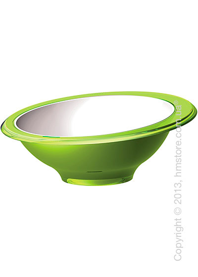 Пиала Bugatti Glamour Fruit Bowl, Зеленая