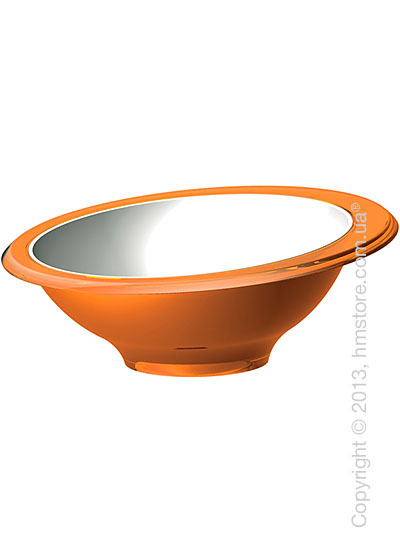 Пиала Bugatti Glamour Fruit Bowl, Оранжевая