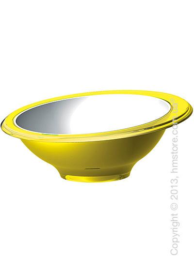 Пиала Bugatti Glamour Fruit Bowl, Желтая