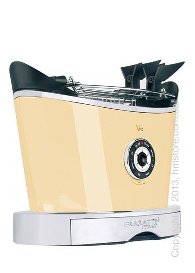 Тостер Bugatti VOLO, Cream