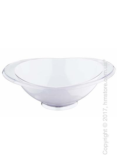 Салатница Bugatti Glamour Salad Bowl, Белая