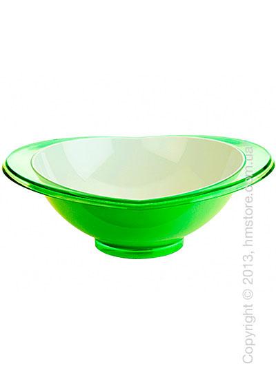 Салатница Bugatti Glamour Salad Bowl Large, Зеленая