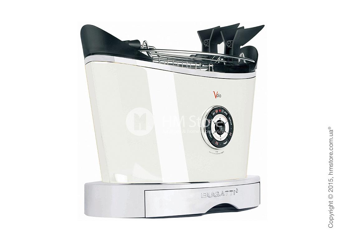Тостер Bugatti VOLO, White