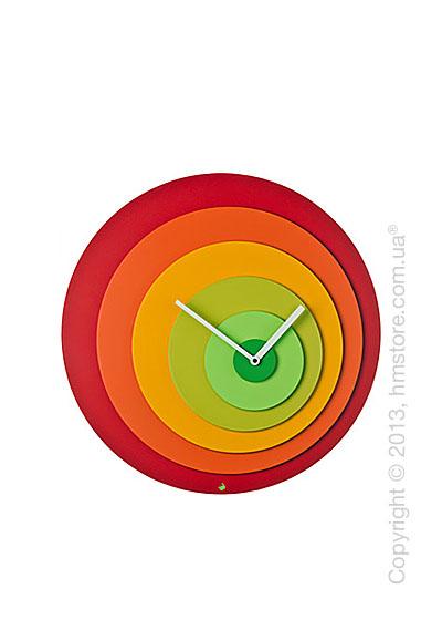 Часы настенные Progetti Target Wall Clock