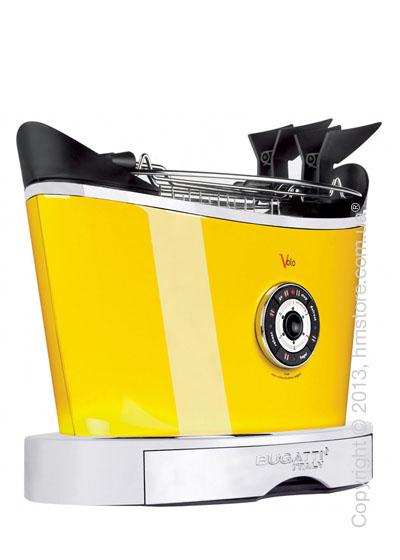 Тостер Bugatti VOLO, Yellow