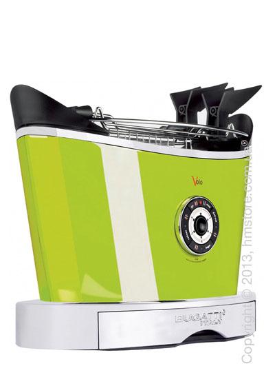 Тостер Bugatti VOLO, Apple Green