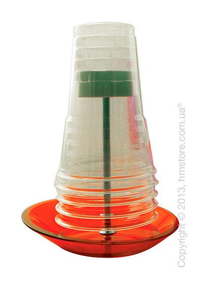 Держатель для стаканов Bugatti Glamour Glasses Holder, Красный