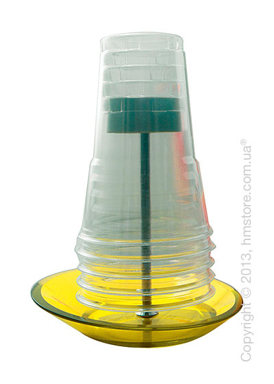 Держатель для стаканов Bugatti Glamour Glasses Holder, Желтый