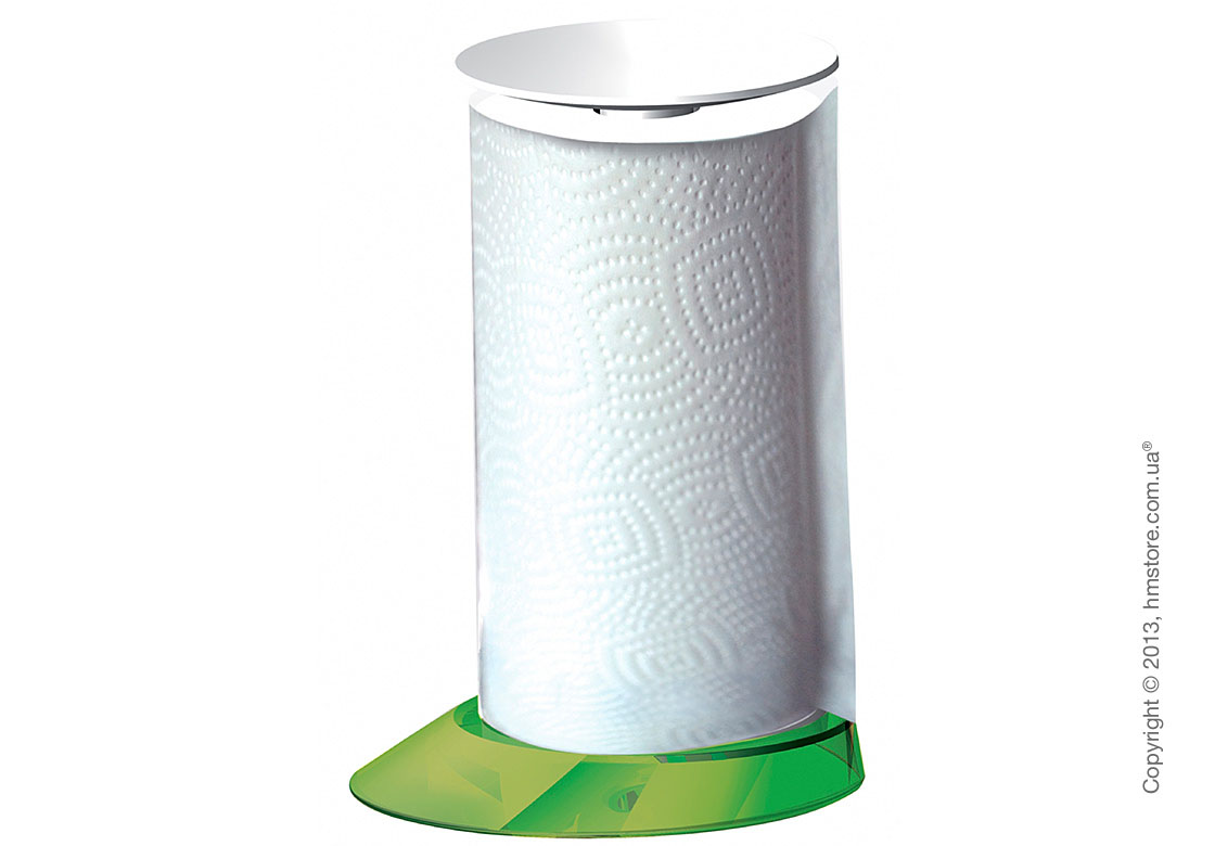 Держатель для бумажных полотенец Bugatti Glamour Paper Roll Holder, Зеленый