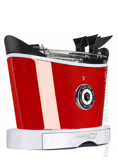 Тостер Bugatti VOLO, Red