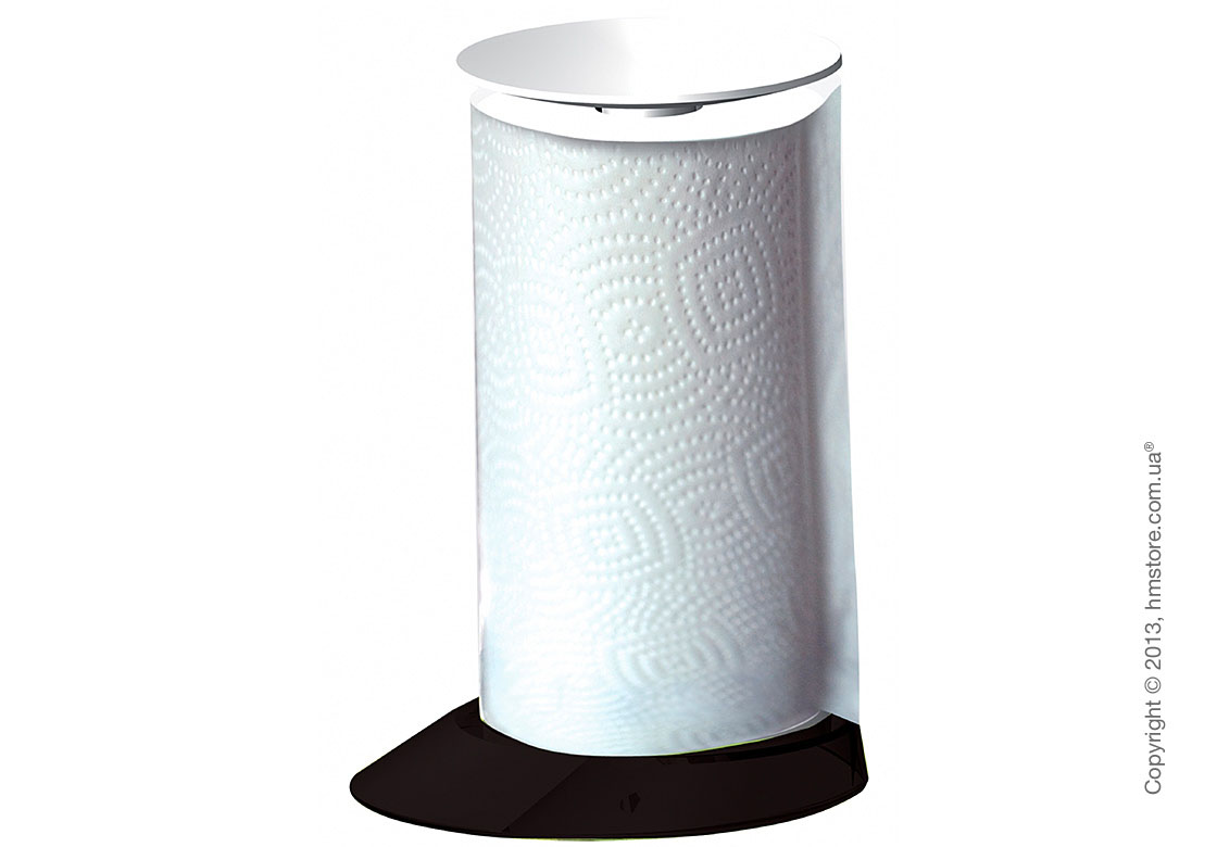Держатель для бумажных полотенец Bugatti Glamour Paper Roll Holder, Черный
