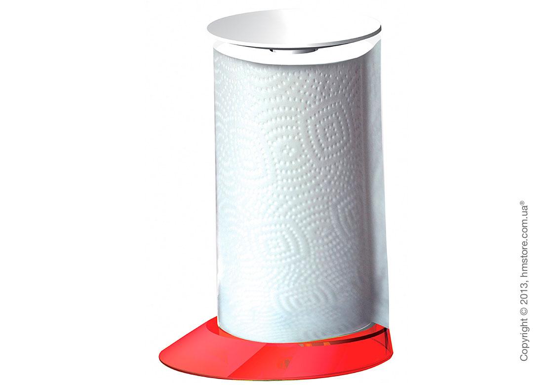 Держатель для бумажных полотенец Bugatti Glamour Paper Roll Holder, Красный