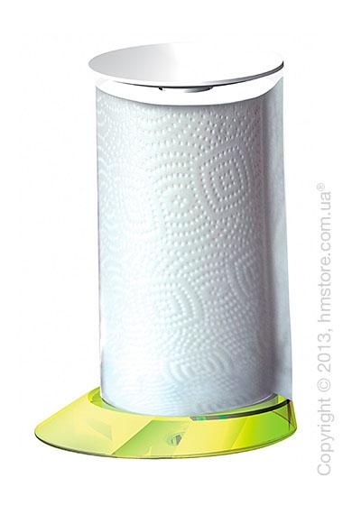 Держатель для бумажных полотенец Bugatti Glamour Paper Roll Holder, Желтый