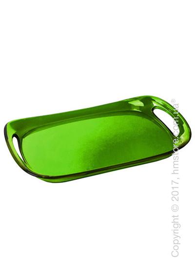 Поднос Bugatti Glamour Tray, Зеленый
