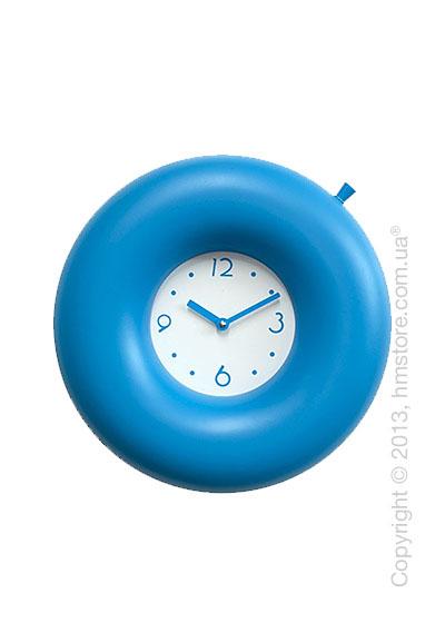 Часы настенные Progetti Salvatempo 1 Wall Clock, Blue